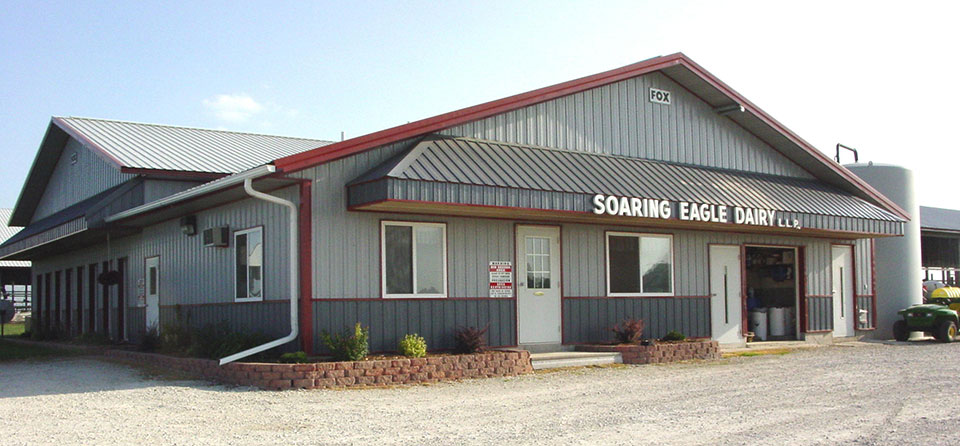Soaring Eagle Dairy | Agricultural Construction in WI | Fox